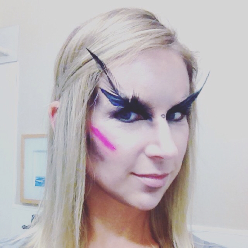 Feathers Face Paint Fridays
